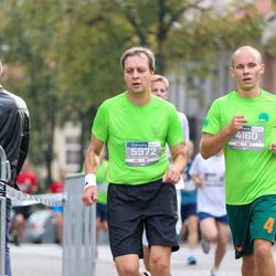 11th Danske Bank Vilnius Marathon - Sigitas Pranaitis (4160), Vaidas Lakštauskas (5972)