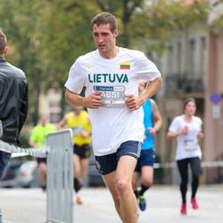 11th Danske Bank Vilnius Marathon - Mykolas Šukys (4651)