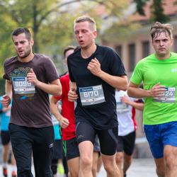 11th Danske Bank Vilnius Marathon - Tomas Atgalainis (6099), Martynas Kandziarauskas (6170)
