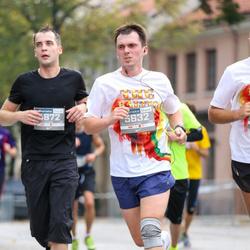 11th Danske Bank Vilnius Marathon - Marius Grigaitis (4872), Mantas Šaltys (5632)