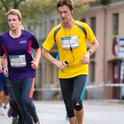 11th Danske Bank Vilnius Marathon - Irmantas Bendorius (6026), Sigitas Mackonis (6590)