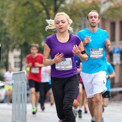 11th Danske Bank Vilnius Marathon - Laurynas Naruševicius (4022), Olga Gražul (5088)