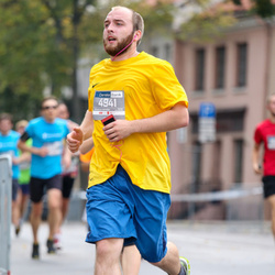 11th Danske Bank Vilnius Marathon - Karolis Žemeckis (4941)