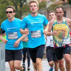 11th Danske Bank Vilnius Marathon - Arunas Juodis (4511), Sigitas Ramanauskas (4765)