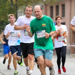 11th Danske Bank Vilnius Marathon - Vytautas Staišiunas (5017)