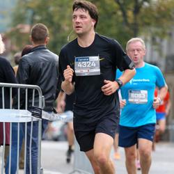 11th Danske Bank Vilnius Marathon - Justinas Albrikas (4324)