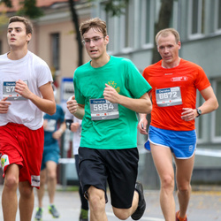 11th Danske Bank Vilnius Marathon - Kornelijus Pukas (5894), Mindaugas Lisauskas (6672)