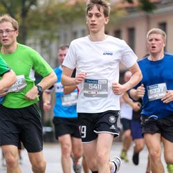 11th Danske Bank Vilnius Marathon - Mantas Zabela (5411)