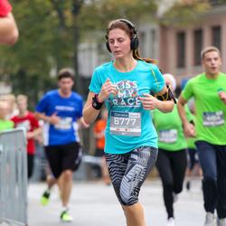 11th Danske Bank Vilnius Marathon - Natalija Boguševiciene (6777)