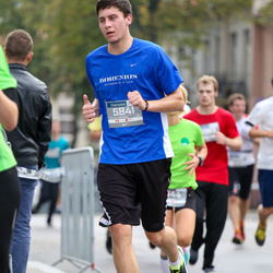 11th Danske Bank Vilnius Marathon - Vadimas Maksimenka (5841)