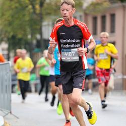 11th Danske Bank Vilnius Marathon - Clive Scammell (4187)