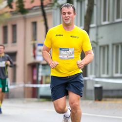 11th Danske Bank Vilnius Marathon - Gediminas Šiušas (5437)