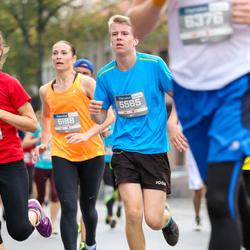 11th Danske Bank Vilnius Marathon - Ignas Malinauskas (5565), Nijole Ryckoviene (6188)