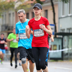 11th Danske Bank Vilnius Marathon - Goda Liutkute (4848)