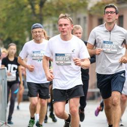 11th Danske Bank Vilnius Marathon - Evaldas Cepulis (5374), Jaroslavas Bersekerskas (5675)