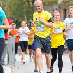 11th Danske Bank Vilnius Marathon - Donata Keršyte (4601), Vytautas Vasiliauskas (6120)