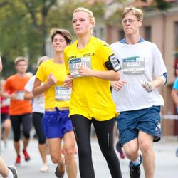 11th Danske Bank Vilnius Marathon - Tomas Marciulionis (4441), Donata Keršyte (4601)