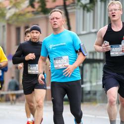 11th Danske Bank Vilnius Marathon - Dalius Sakalauskas (4192), Konstantin Zuravliov (4432)