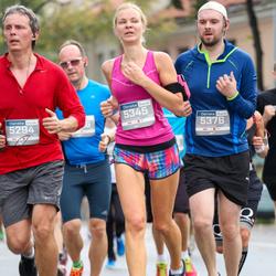 11th Danske Bank Vilnius Marathon - Nortautas Luopas (5294), Ugne Tamulyne (5345), Dominykas Rimšelis (5376)