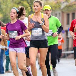 11th Danske Bank Vilnius Marathon - Elzbieta Gureviciute (4061), Elvyra Martinkute (5397)