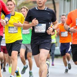 11th Danske Bank Vilnius Marathon - Tadas Žemaitis (4500)