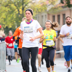 11th Danske Bank Vilnius Marathon - Alvydas Barauskas (6490), Dovile Bernyte (6514)