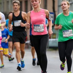 11th Danske Bank Vilnius Marathon - Ernesta Karaliene (5342), Jurate Kudarauskaite (5911)