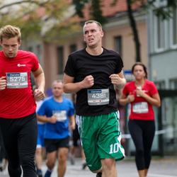 11th Danske Bank Vilnius Marathon - Liudas Cekavicius (4381), Martynas Šiška (5275)
