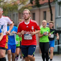 11th Danske Bank Vilnius Marathon - Justas Pupelis Pupelis (4404)