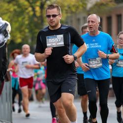 11th Danske Bank Vilnius Marathon - Freddy Tollefsen (4343), Andrius Cerniauskas (5557)