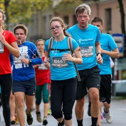 11th Danske Bank Vilnius Marathon - Tadas Karkalas (6439), Egle Džiugyte (6447)