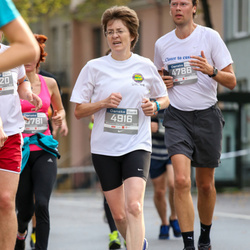 11th Danske Bank Vilnius Marathon - Dominykas Celedinas (4786), Robin Gingerich (4916)