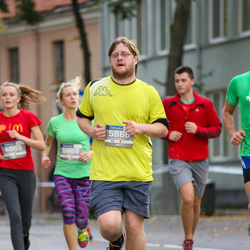 11th Danske Bank Vilnius Marathon - Juras Mickevicius (5866)