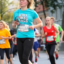 11th Danske Bank Vilnius Marathon - Diana Gavrilova (5667)