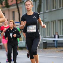 11th Danske Bank Vilnius Marathon - Kamile Valatkaite (5914)