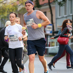 11th Danske Bank Vilnius Marathon - Rutkovska Elžbieta (6635), Vladimir Alov (6961)