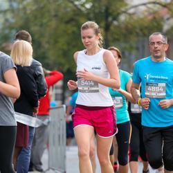11th Danske Bank Vilnius Marathon - Laimonas Radzevicius (4894), Ramune Godliauskiene (5414)