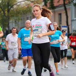11th Danske Bank Vilnius Marathon - Agne Gutauskaite (6742)