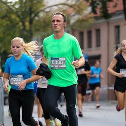 11th Danske Bank Vilnius Marathon - Akvile Skaraite (5228), Tomas Venclova (6896)