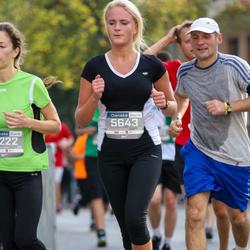 11th Danske Bank Vilnius Marathon - Dovile Kulvietyte (5643)