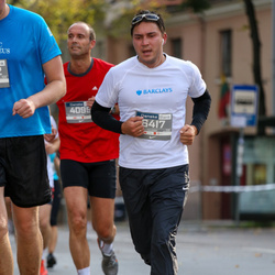 11th Danske Bank Vilnius Marathon - Renat Sultanov (6417)