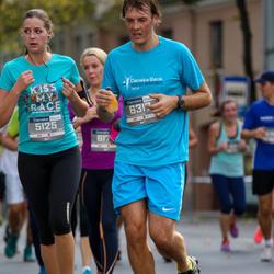 11th Danske Bank Vilnius Marathon - Ieva Cetrauskaite (5125), Kaspars Purinš (6317)