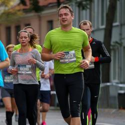 11th Danske Bank Vilnius Marathon - Živile Mazurkaite (6016), Michail Bredichin (6403)