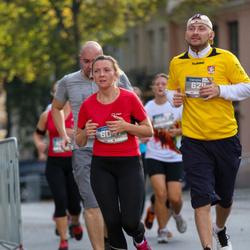 11th Danske Bank Vilnius Marathon - Jelena Kirilove (6047), Aivaras Rukštelis (6211)