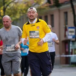 11th Danske Bank Vilnius Marathon - Aivaras Rukštelis (6211), Egle Duksaite (6377)