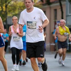 11th Danske Bank Vilnius Marathon - Gediminas Užubalis (5670)