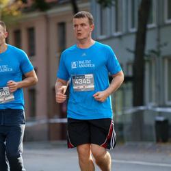 11th Danske Bank Vilnius Marathon - Marius Lukošiunas (4345)