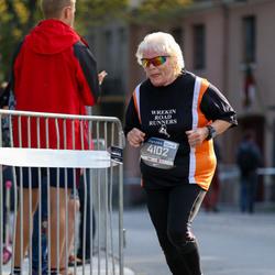 11th Danske Bank Vilnius Marathon - Kathy Ling (4102)