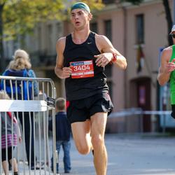 11th Danske Bank Vilnius Marathon - Sergey Khodyrev (3404)