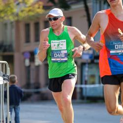 11th Danske Bank Vilnius Marathon - Ritvars Lerme (416)